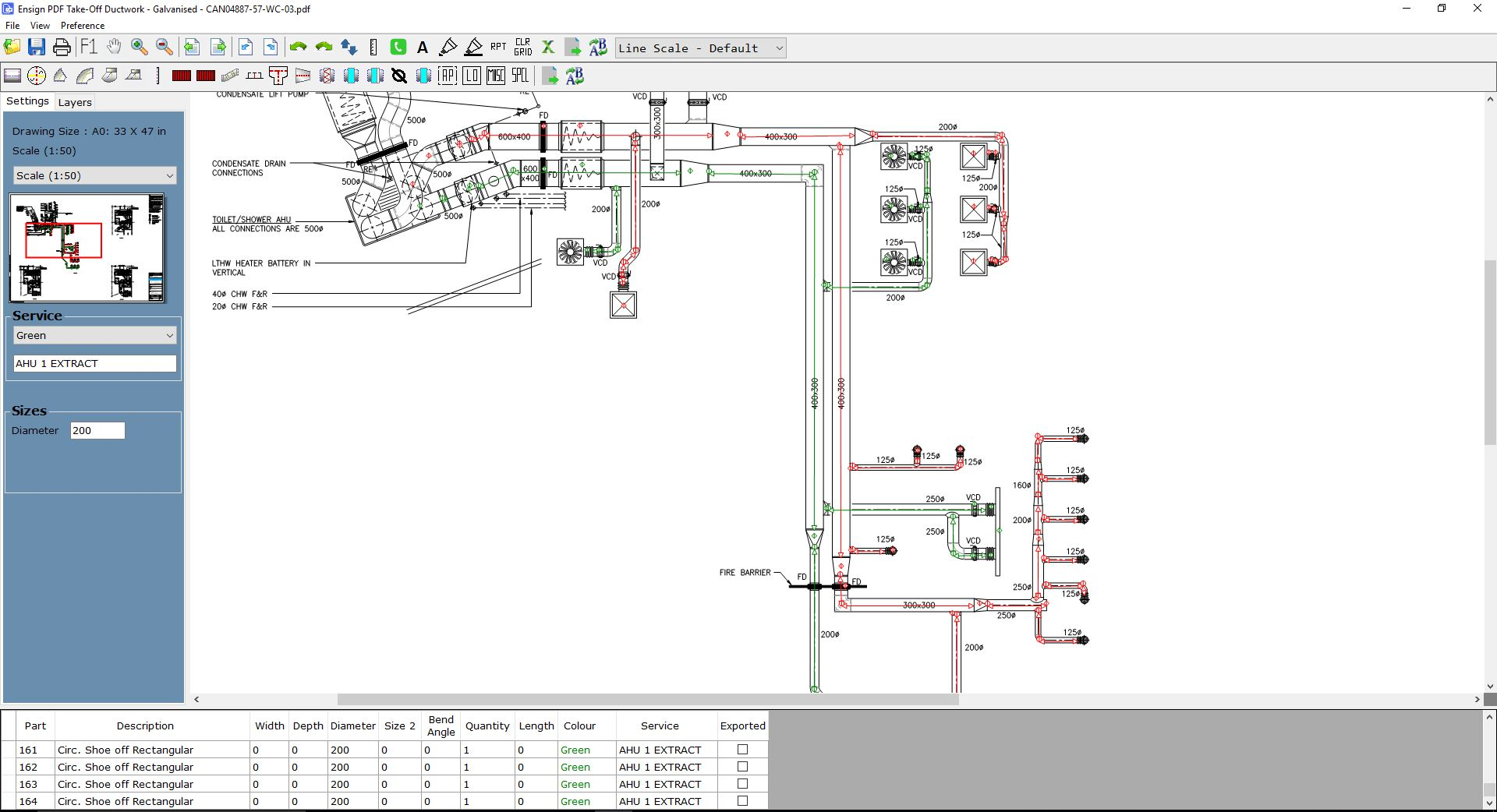 Hvac Duct Drawing Free Images Wiring Library Design And Software For Contractors Builders